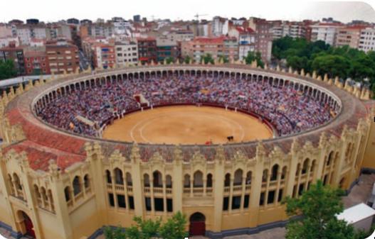 Plaza Toros de Albacete